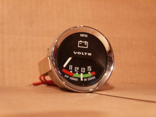 SMITHS VOLT GAUGE