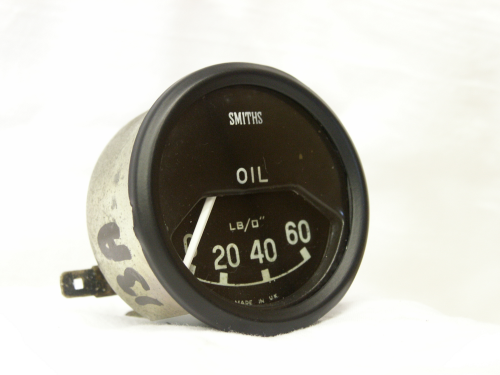Smiths OIL GAUGE JAGUAR E TYPE,MK11