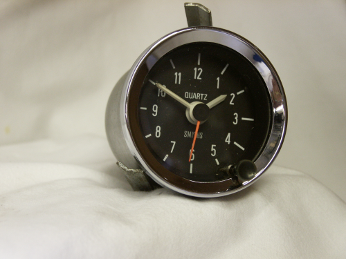 SMITHS QUARTZ CLOCK