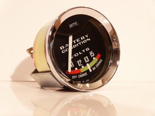 12 Volt Battery Gauge : Smiths battery condition indicator gauges
