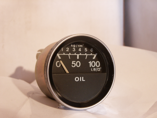 SMITH LATE MGB OIL GAUGE