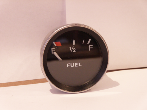 LATE MGB FUEL GAUGE