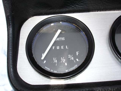 LOTUS CORTINA FUEL GAUGE