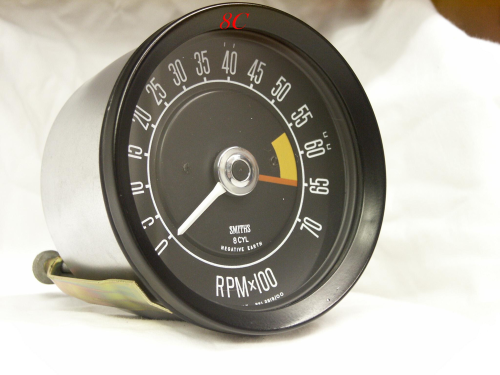 TRIUMPH STAG MK I TACHOMETER(ELECTRONIC IGNITION)