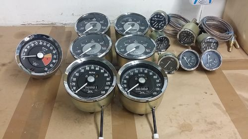 Smiths Speedometer SN6125/22 - MP/H, new item Models with overdrive