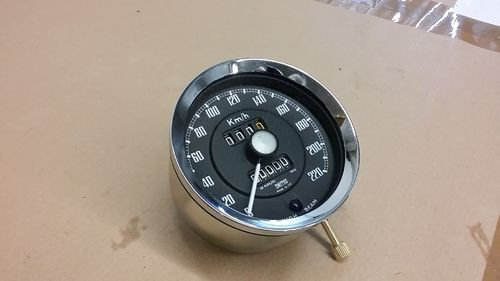 Smiths Speedometer SN6125/23 - KM/H, Models with overdrive