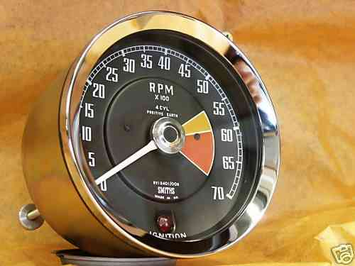 SMITHS REV COUNTER   RVI 2401/00B