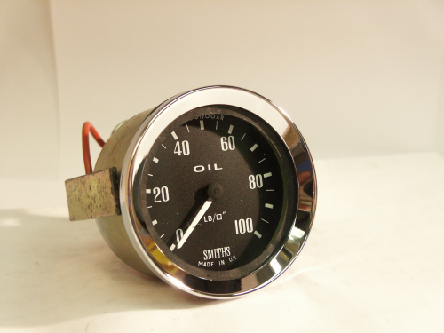 SMITHS OIL  GAUGE