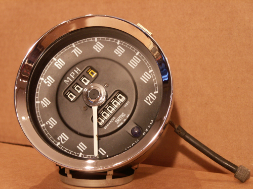 mgb speedometer