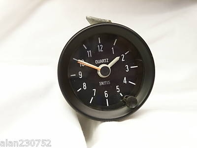 SMITHS QUARTZ CLOCK---