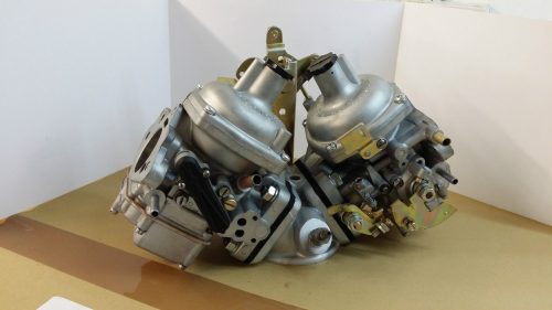 TRIUMPH STAG RECONDITIONED STROMBERG CARBURETTORS