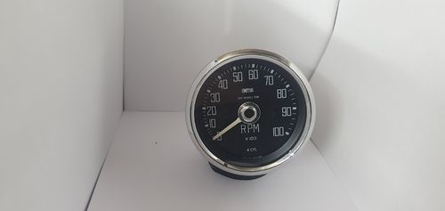 SMITHS REV COUNTER MINI COOPER S (square font ) RVI 1000/02a
