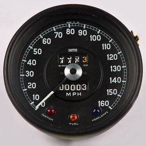 JAGUAR 'E'TYPE SPEEDOMETER